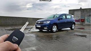 Dacia Sandero Sce 75 TEST POV Drive & Walkaround ENGLISH SUBTITLES