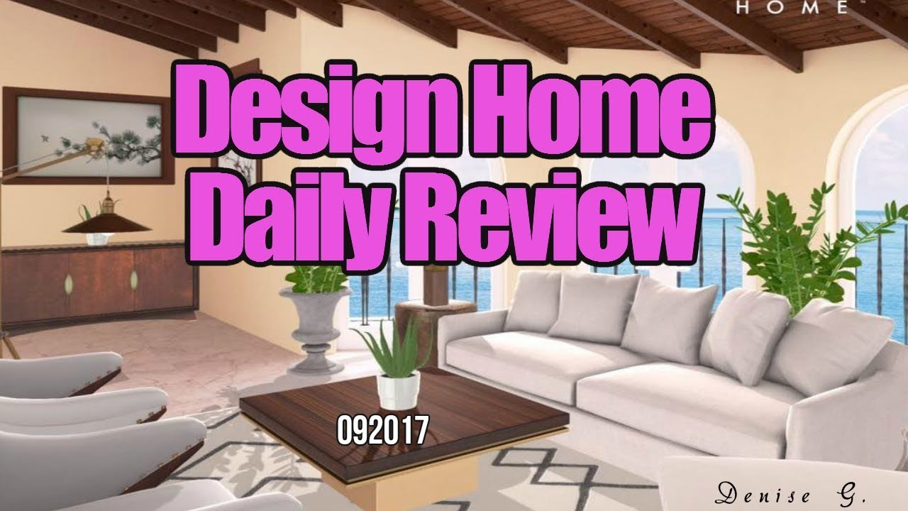 Design Home Daily Review - Daily Plus How To Fix Game Bug UPDATE ...