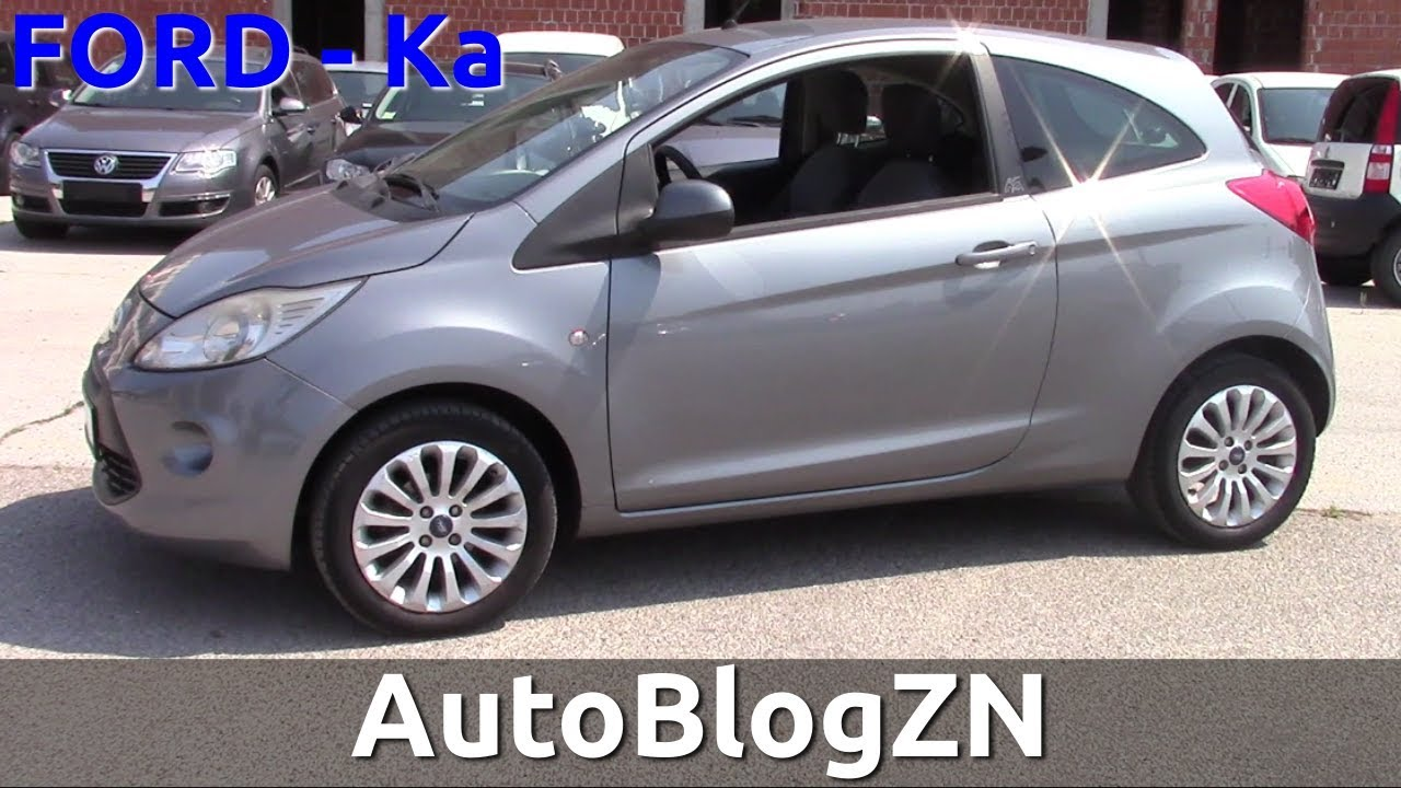 ford ka ii 1 3 tdci test polovnog automobila youtube. Black Bedroom Furniture Sets. Home Design Ideas