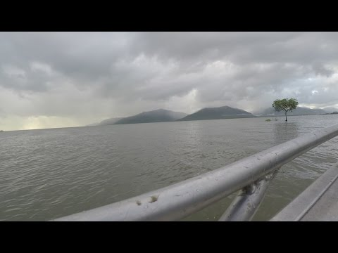 Anzac day fishing, Trinity Inlet, Cairns