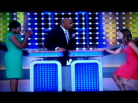 Name Something You Pull Out - Family Feud