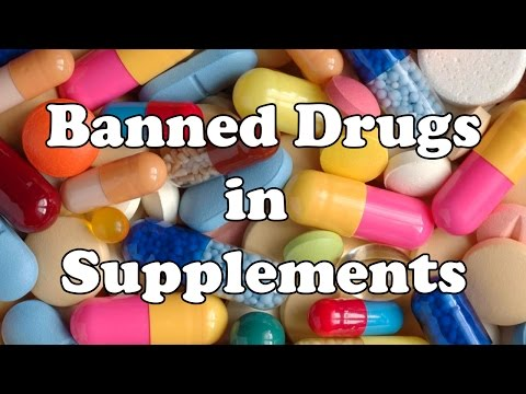 RR #8: Banned Drugs in Dietary Supplements