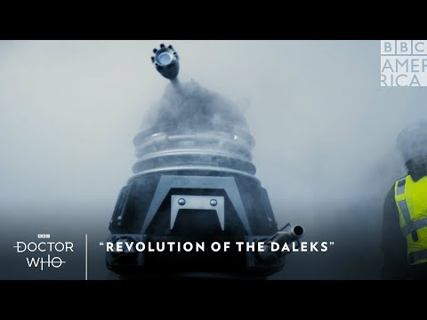 Doctor Who: Revolution of the Daleks Official Trailer | New Year's Day on BBC America