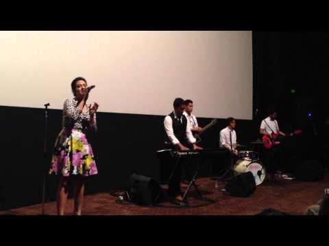 LDR - Raisa (@ Screening MV LDR - Epicentrum 23 April 2014)