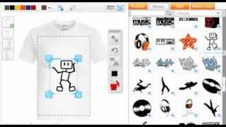 SHIRTINATOR - jak zaprojektować własną koszulkę?