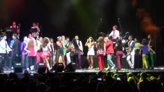 ABDA DANCERS,AYTUNC BENTURK,EMİR ERSOY,KUBAT,PROJECTO CUBANO KURUCESME ARENA