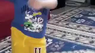 Amazing Arabian kid
