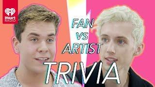 Troye Sivan Challenges A Super Fan In A Trivia Battle | Fan Vs. Artist Trivia MP3