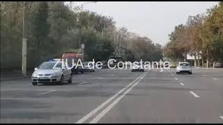 Accident rutier la intersecţia străzii Soveja cu Primăverii