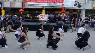 good boy like a cat up down gdxtaeyang aoa exid dance cover by anu kpop club