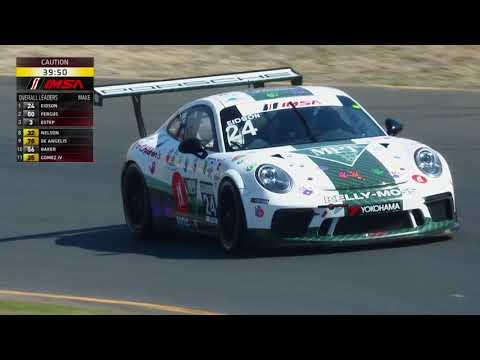 Sonoma 2017 Porsche GT3 Cup Challenge USA by Yokohama