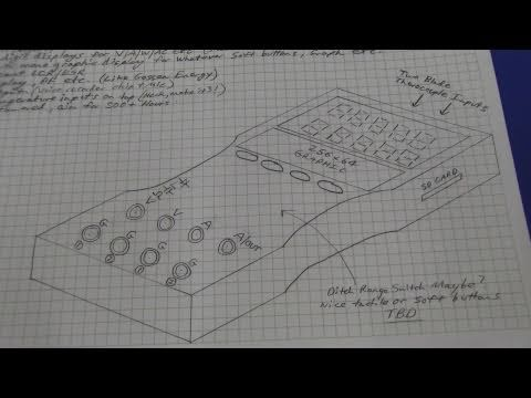 EEVblog #184 - Open Hardware Multimeter Concept