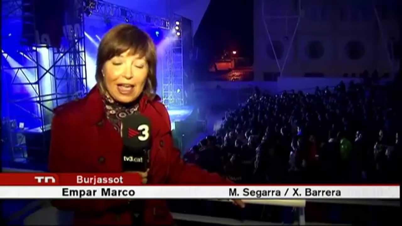 LA CORRESPONSAL DE TV3 EMPAR MARCO DIRIGIRA LA NUEVA TELEVISION VALENCIANA