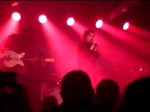 Amanda Bergman - I Feel The Weight  (live Huskvarna Folkets Park)
