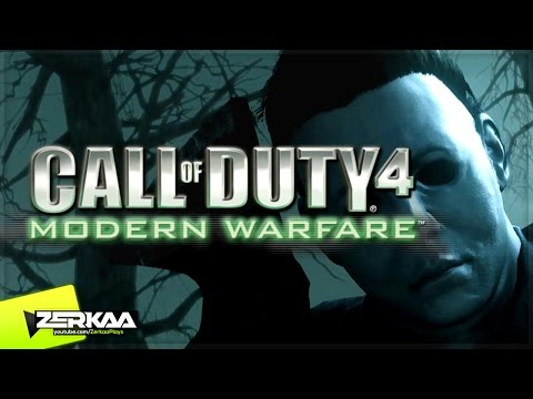 TOO GOOD AT MIKE MYERS | Call of Duty 4 (with The Sidemen)