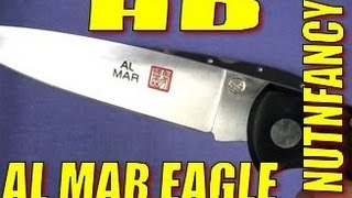 """Al Mar Eagle HD: Everyday Protector"" by Nutnfancy"