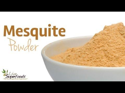 All About Mesquite Powder - LiveSuperFoods.com