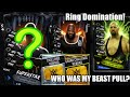 FINISHING Mark Henry and Big Show Ring Domination! Pack Openings, Latest Beast Pull! WWE Supercard!