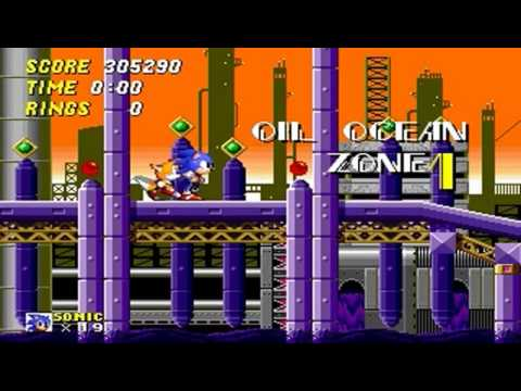 Sonic The Hedgehog 2 Walkthrough