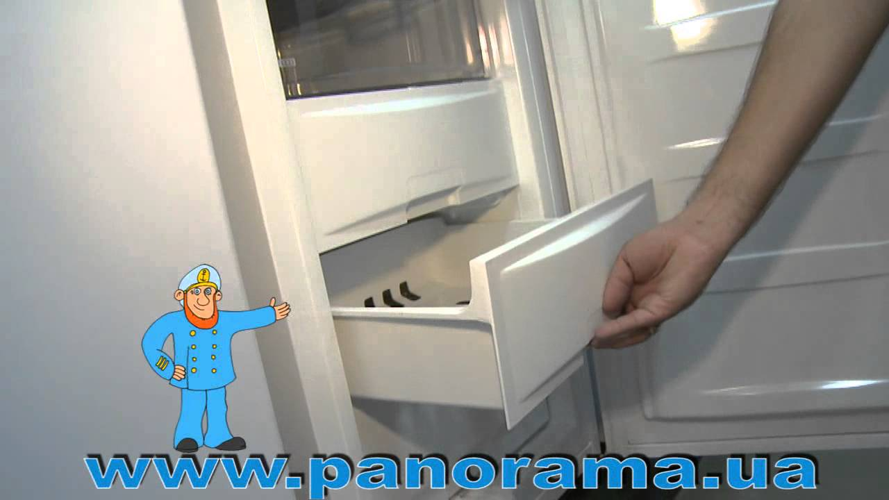Обзор морозильной камеры Саратов 153 - YouTube