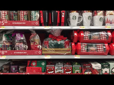 *LIVE* CHRISTMAS AT WALMART SHOP WITH ME