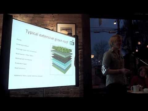 Fernwood U - Lesson 2: Living Roofs + Green Walls