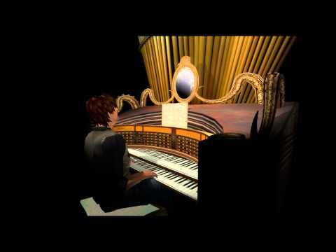 Captain Nemo's Pipe Organ