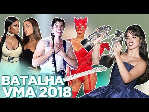 VMA 2018: MELHORES