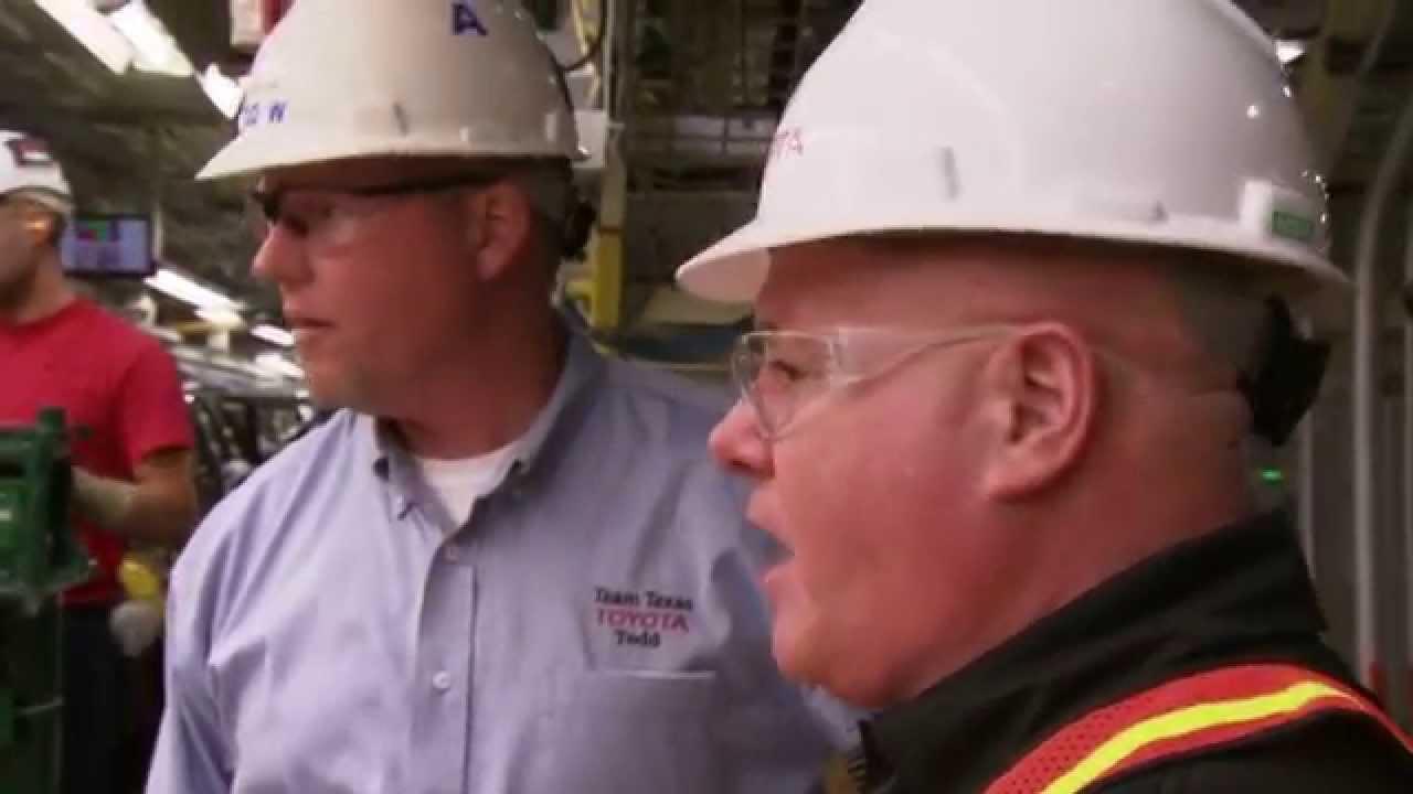 Highway Thru Hell Toyota Plant Visit Youtube