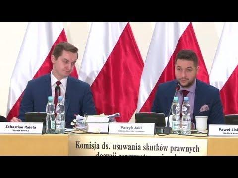 Komisja weryfikacyjna zajmuje się kamienicą przy ul. Noakowskiego 16 cz. I