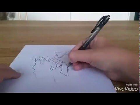 Anime Gesicht (zeichnen)