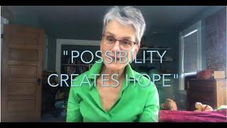 إمكانية يخلق الأمل (يضم فرانسيس مور Lappé)