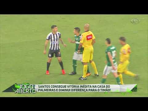 Santos Vence O Verdão E Mantém A Caça Ao Líder Corinthians