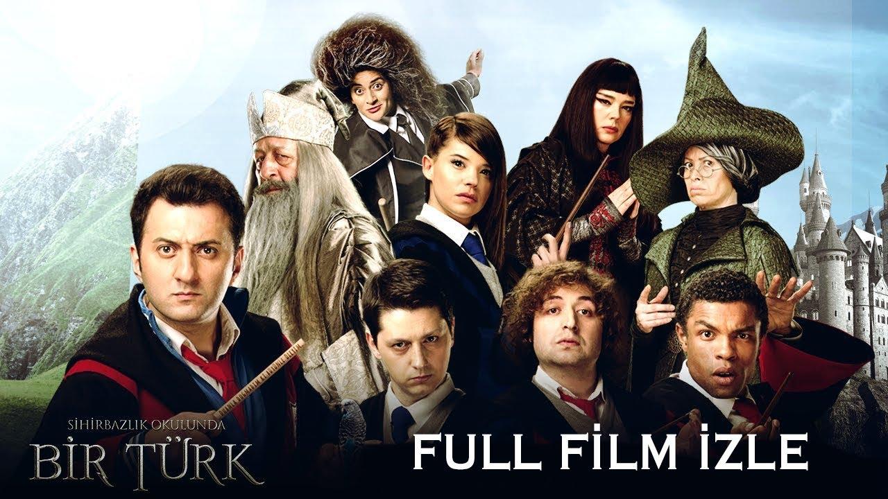Sihirbazlık Okulunda Bir Türk Tek Parça Full HD Film izle