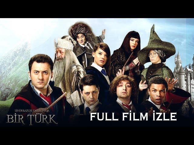 Sihirbazlık Okulunda Bir Türk / Tek Parça / Full İzle