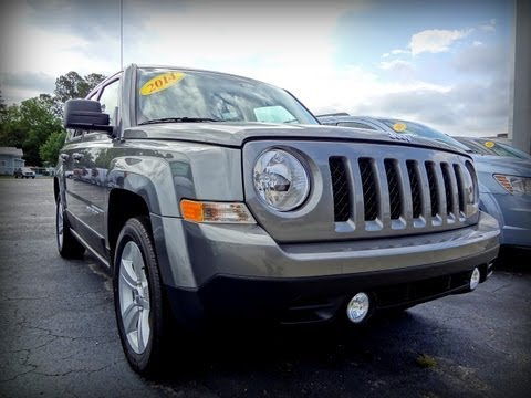 2014 Jeep Patriot | Read Owner and Expert Reviews, Prices, Specs