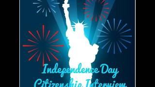 Independence Day Citizenship Interview with Lien Ho