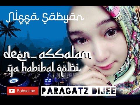 🎵🎵NISSA SABYAN ►Deen Assalam  ►Ya Habibal Qolbi Remix [ VIRAL ]