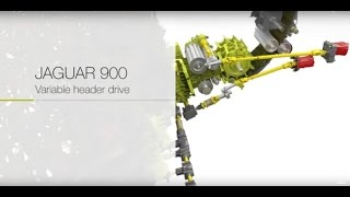Как устроена система измельчения кормовой массы в JAGUAR 900?