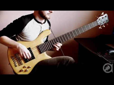 warwick streamer lx 6 string bass quick test youtube. Black Bedroom Furniture Sets. Home Design Ideas