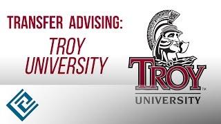 Transfer Advising-Troy University-Alina Penjiyeva