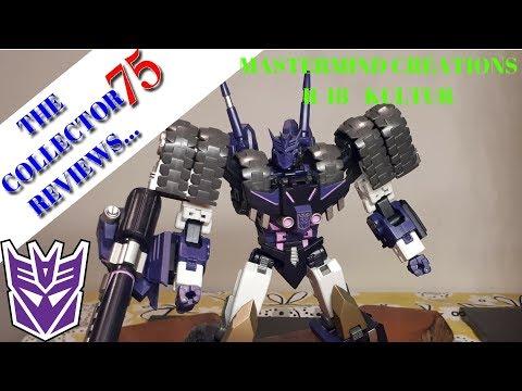 Transformers MMC KULTUR ( IDW Tarn ) Review