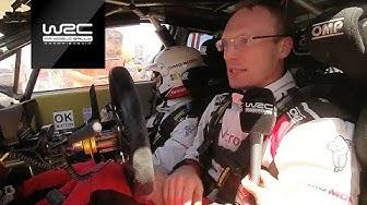 Jari Matti Latvala´s Rally Italia Sardegna 2019