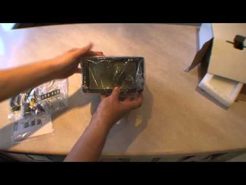 Unboxing - OUKU Android 2Din Stereo (eBay China Brand