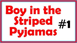 The Boy in the Striped Pyjamas - Chapter 1 Live Audio - LEARN ENGLISH WITH BOOKS