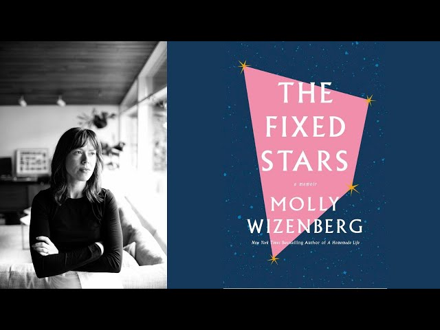 An evening with Molly Wizenberg author of The Fixed Stars