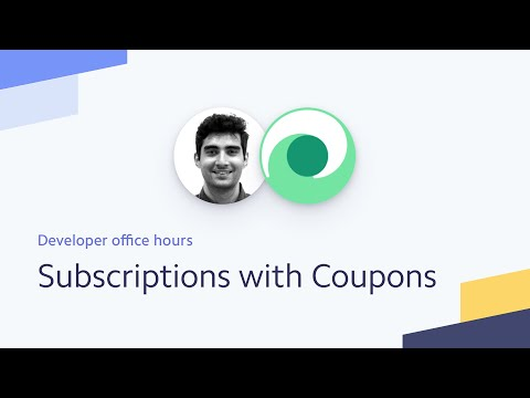 Subscriptions With Coupons