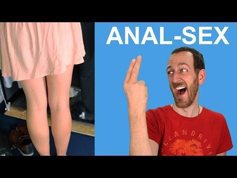 Kann ein weiblicher Orgasmus von Analsex