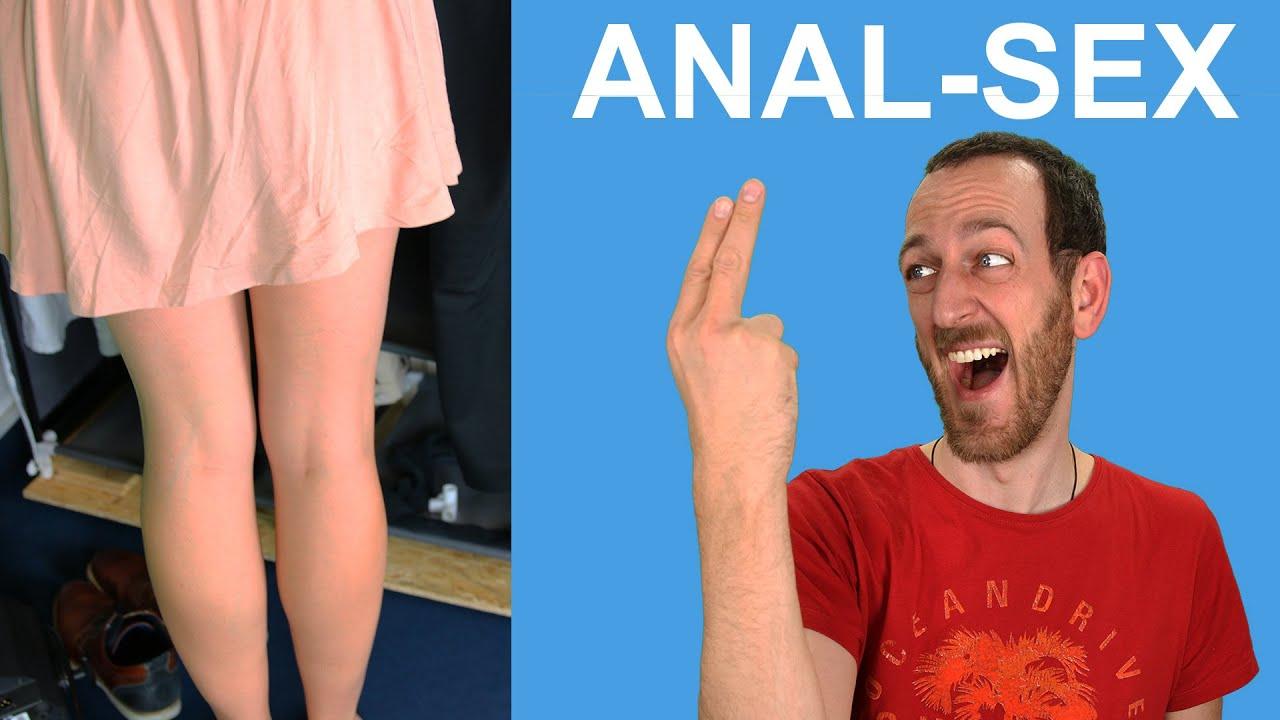 Wie viele Frauen mögen Analsex