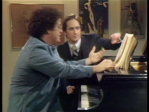 Conlon and Levine Discuss the Instrumentation Of Puccini's Tosca (1978)